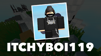 link to itchyboi119 roblox profile
